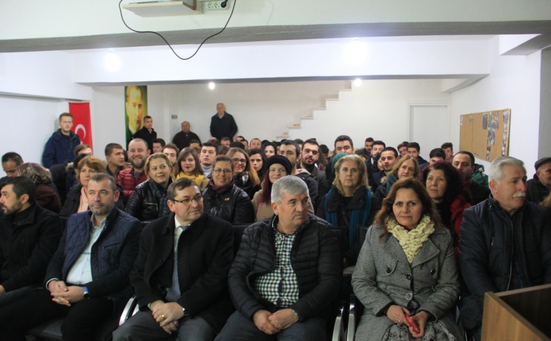 """CHP İl Başkanı Recep Öktem: """"Demokrasiden, Diktatörlüğe Geçiş Sürecidir"""""""
