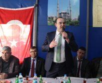 """""""Emre Köprülü: """"Kürdistan Paçavrasını Göndere Çektiler"""""""