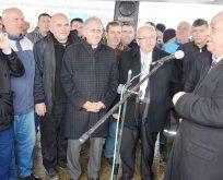 Büyükşehir Belediyesi 103 Adet Damızlık Koç Dağıttı