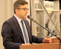 Kaymakam Mehmet Yüzer   Şehit Yakınları  ve Gazileri Ağırladı