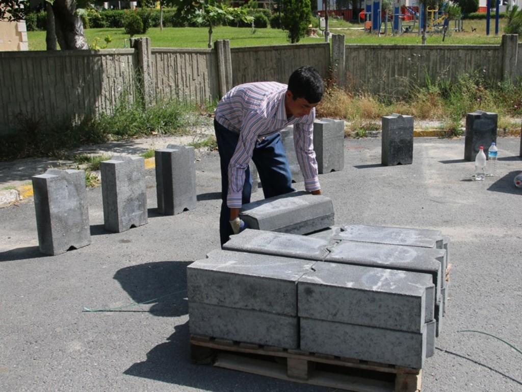 Çerkezköy'de Yol, Kaldırım ve Asfaltlama Çalışmaları Dur, Durak Yok