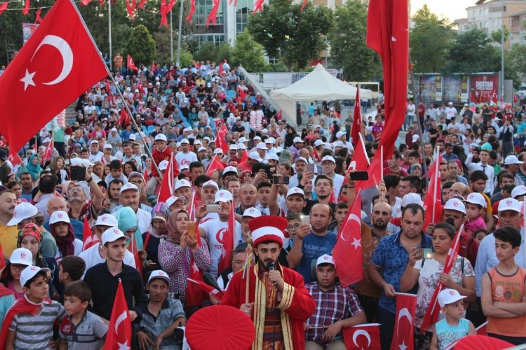 Demokrasi ve Milli Birlik Günü