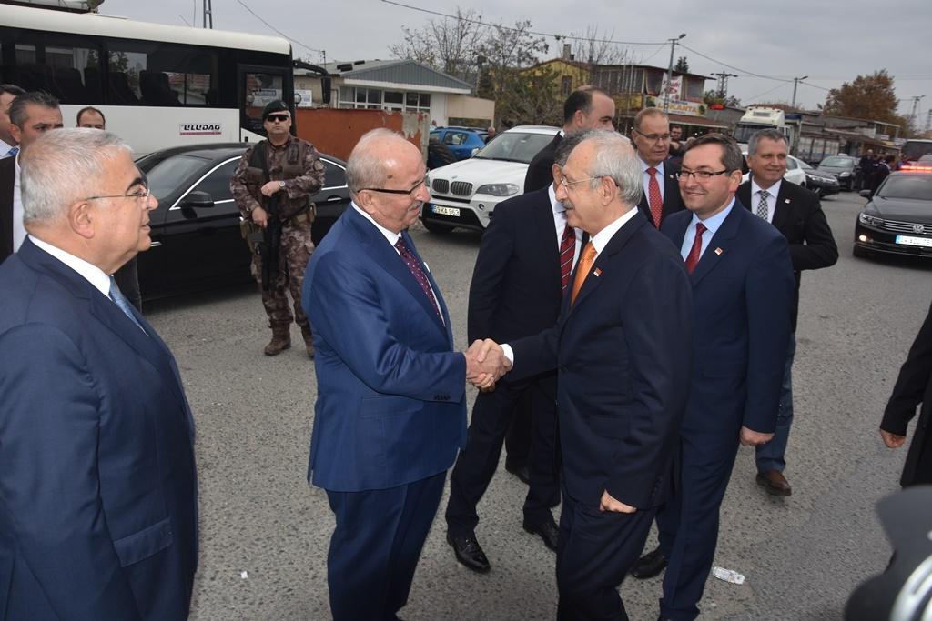 Kemal Kılıçdaroğlu, Muhtarlar Çalıştayına Katıldı
