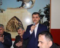Samsunlulardan Mehmetçiğe Manevi Destek
