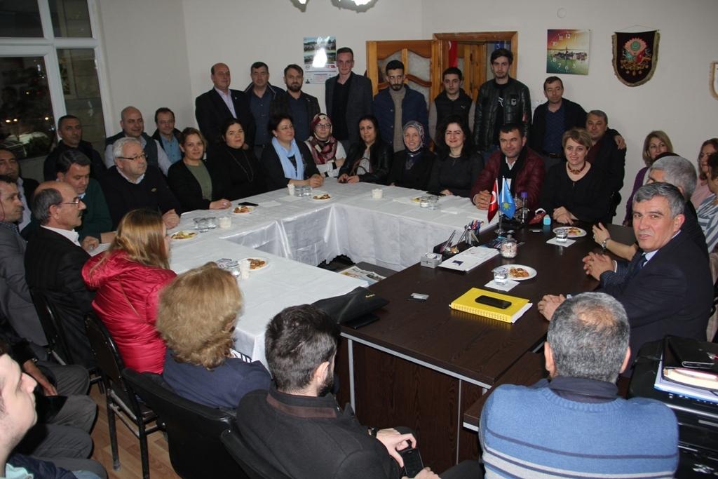 """Yusuf Çetin: """"Hedefimiz, Ülkenin Bölünmez Bütünlüğü"""""""