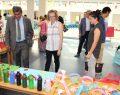 Özel ÇOSB Kreş ve Gündüz Bakımevi'nin Minik Öğrencileri Sergi Açtı