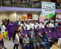 TESKİ, 22 Mart Dünya Su Gününü Coşkuyla Kutladı