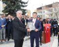 Başkan Çetin, Görevi Devraldı