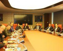 Emlak Sektörü Çerkezköy Tso'da Buluştu