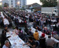 Çerkezköy Belediyesinden Gönül Sofraları