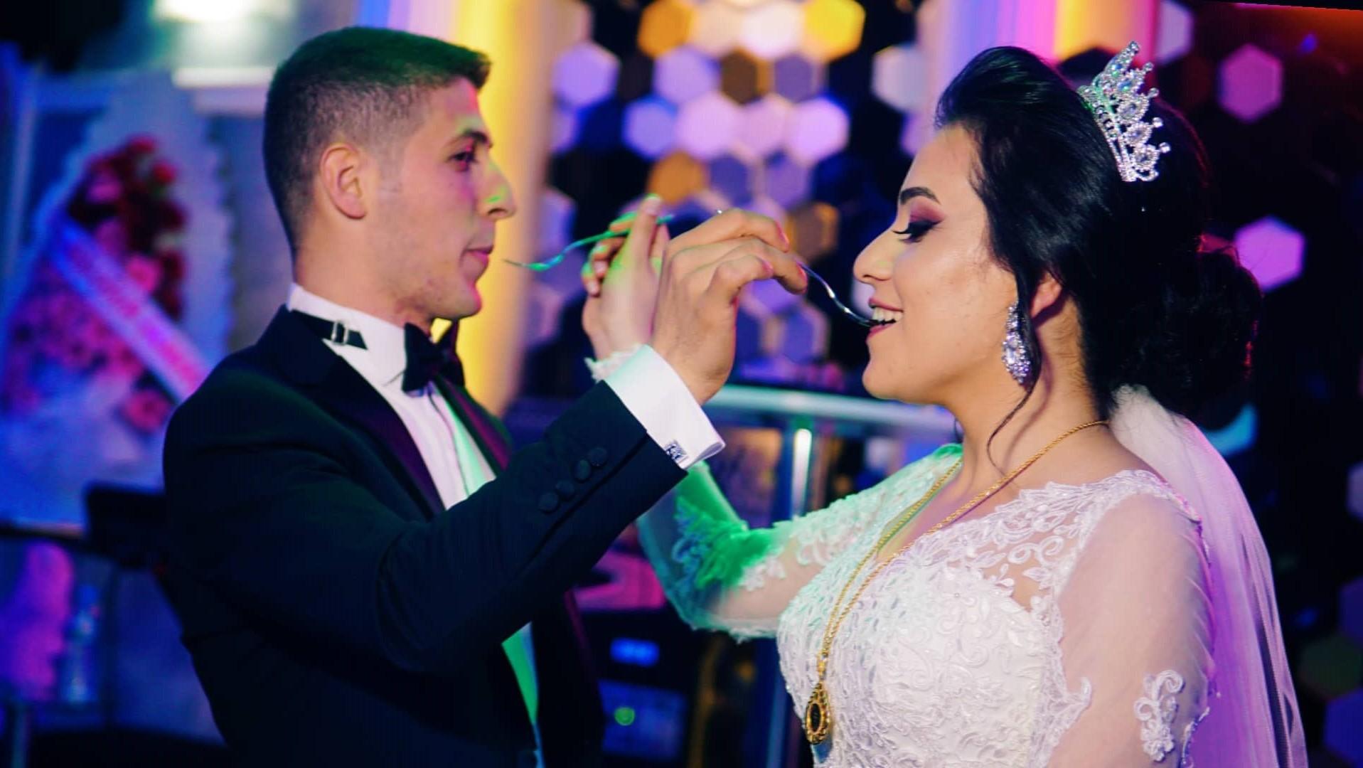 Şenay Özdemir ile Emrullah Keskin Dünyaevine Girdi
