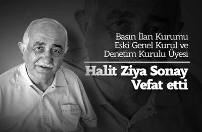Halit Ziya Sonay vefat etti