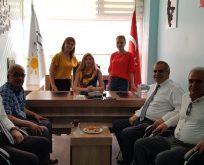 Ahmet Çelik İYİ Parti Teşkilatını Ziyaret Etti