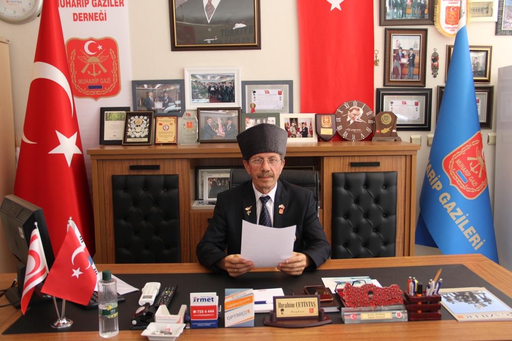 """Çetintaş: """"Yıldönümlerinde Kıbrıs Şehitleri Anılmalı"""""""