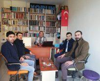 MHP'lilerden Gazetemize Ziyaret