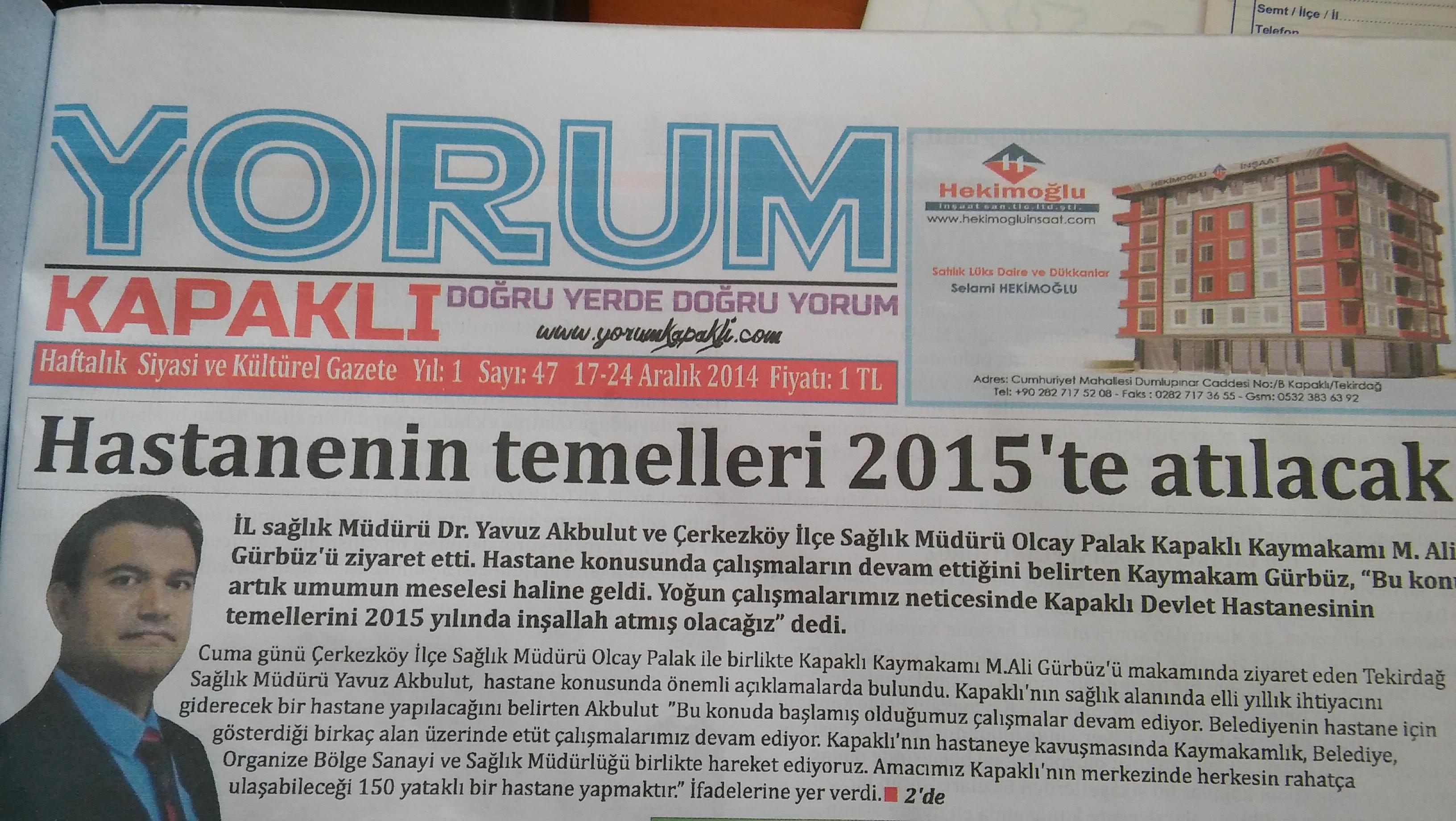 Mustafa Çetin de İnanmıyor