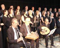 Çerkezköy Belediyesi'nden Yeni Yıl Konseri
