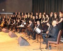Sanatseverler Müziğe Doydu