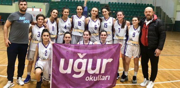 Uğurlu Gençler Türkiye Yarı Finalinde