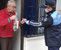 65 Yaş Üstü Vatandaşlara Alışveriş Hizmeti